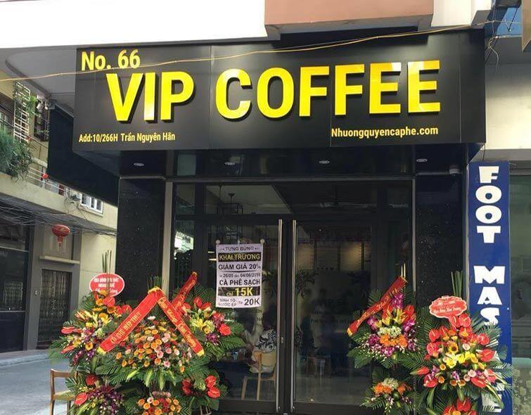 cafe gia re