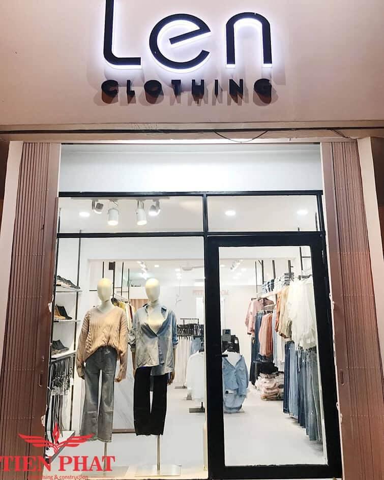 Shop Thời Trang Len