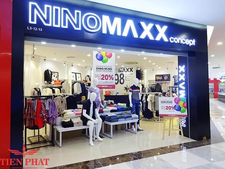 Shop Thời Trang Ninomaxx