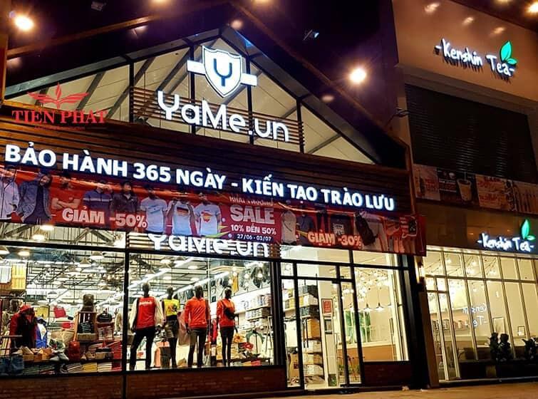Shop thời trang Yame.vn