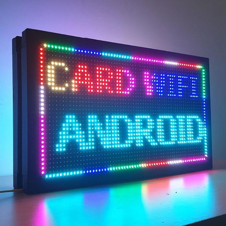 bảng hiệu led modul