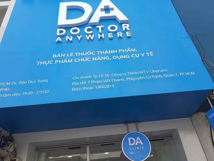 da doctor anywhere